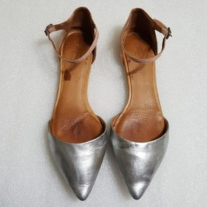 ♨️MADEWELL ♨️ Arielle D'Orsay Flat shoes size 9.5
